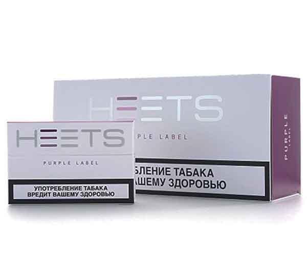 Heets Purple Label 20 Packs Minimarket Pro Llp